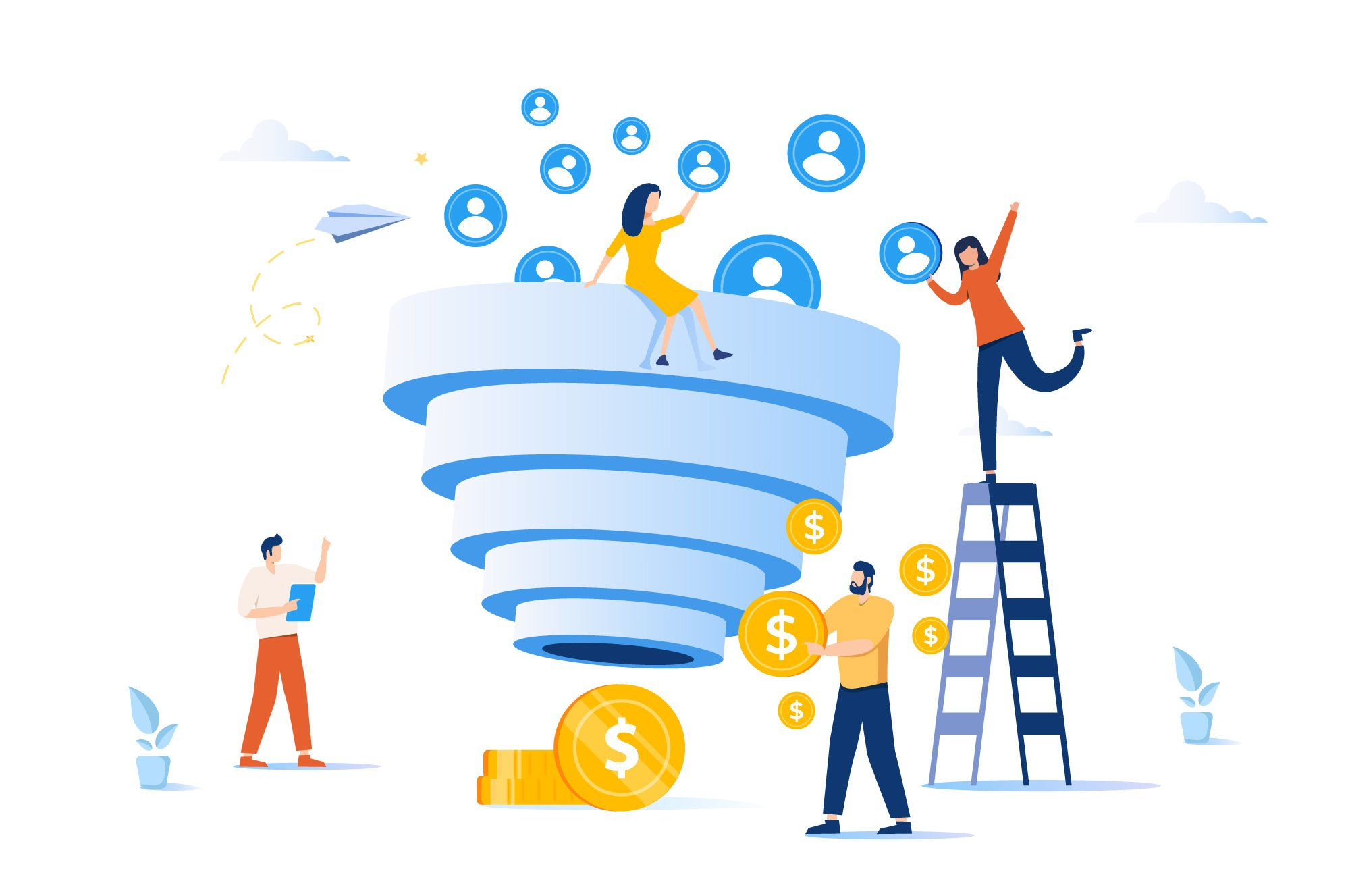 Top 5 benefits of using HubSpot's CRM tool